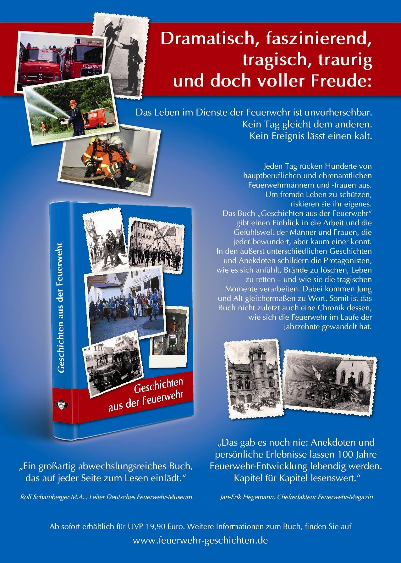 Buch der Feuerwehr
